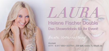 NICO P. und LAURA - Helene Fischer Double / Weihnachtsprogramm 2015