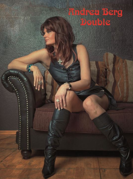 Andrea - Andrea Berg Double Werbung