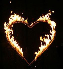 TL Musik / Das brennendes Herz