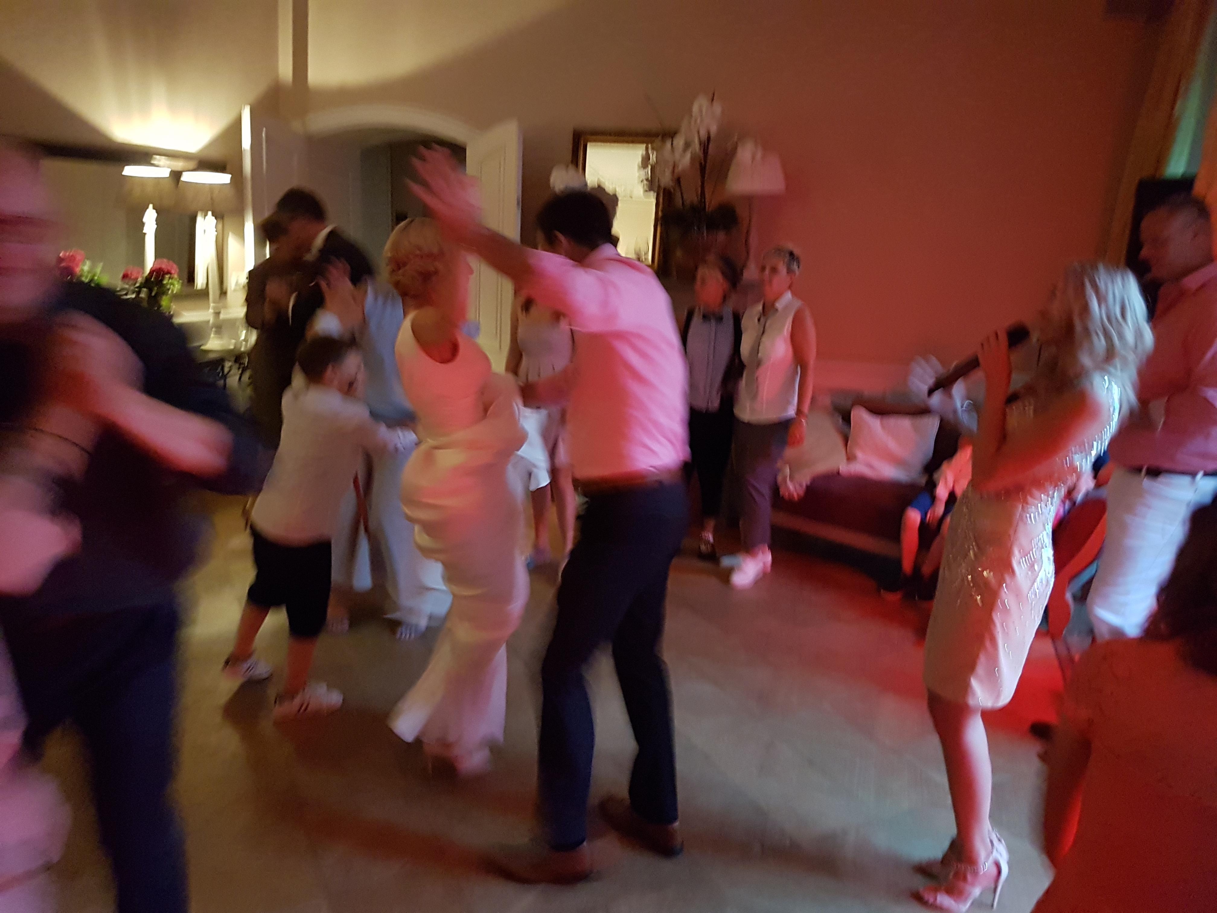 Helene Fischer Double bei Hochzeit