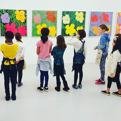 Canco Park Conservancy,canco park, Children's art class, Mana contemporary