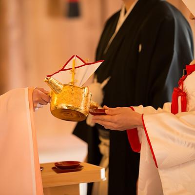 椿神社 挙式