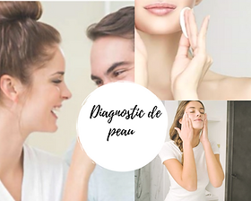 Diagnostic de la peau