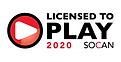 SOCAN License
