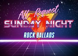 Sunday Night Rock Ballads