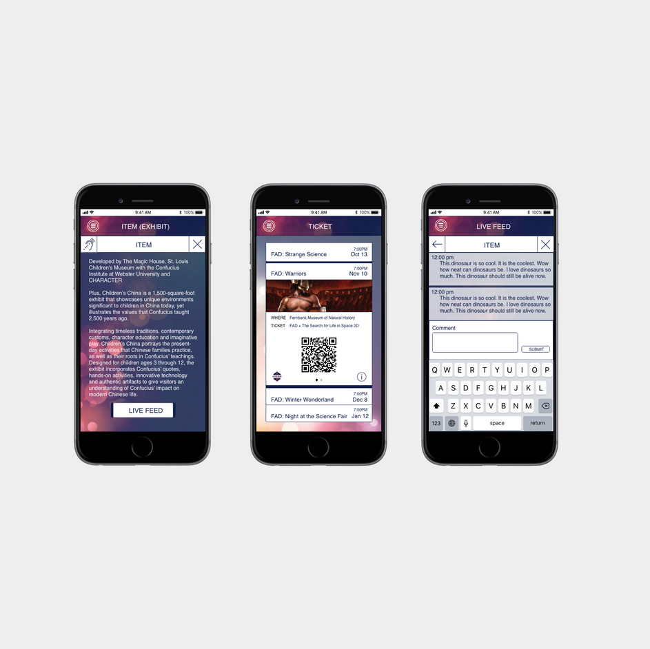 Fernbank Mobile App