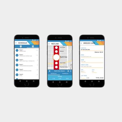 MARTA Mobile App