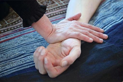 A propos Thai yoga massage