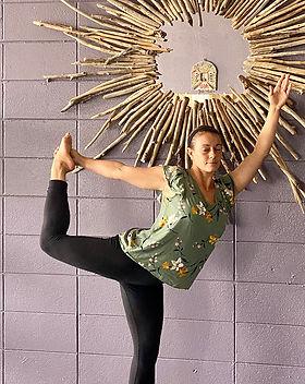 Natalie Yoga Class Instructor | Crescent City | Del Norte County | PNWPT