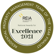 REIWA Finalist Property Management Team