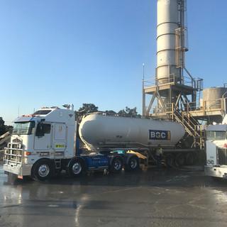 SRF Transport Gas