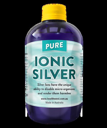 Ionic Silver 20 PPM 500ml PET Bottle