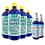 Thumbnail: 4 Ionic Silver 20 PPM 1 Litre  &  2 Free BodyGuard Spray