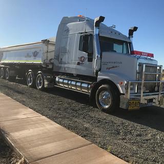 SRF Power Star Truck Cleaned