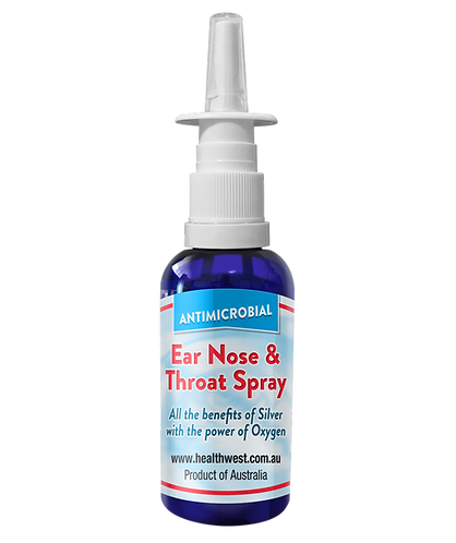 HealthWest Ear, Nose and Throat Spray 50ml