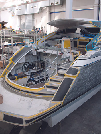 SHIP BUILDING INDUSTRY