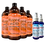 Thumbnail: 4 Fulvic Acid 1 Litre & 2 Free BodyGuard Spray