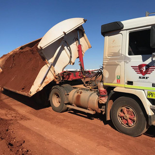 SRF Tipping Red Earth