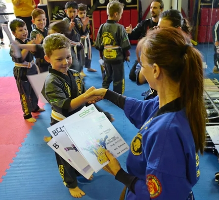 Morley kids martial arts