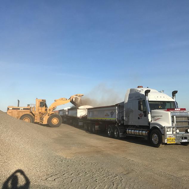 SRF Transport Sands