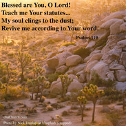 Blessed are You, O Lord!