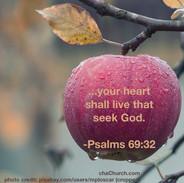 Psalms 69:32