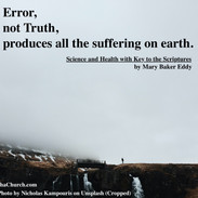 Truth does not produce suffering