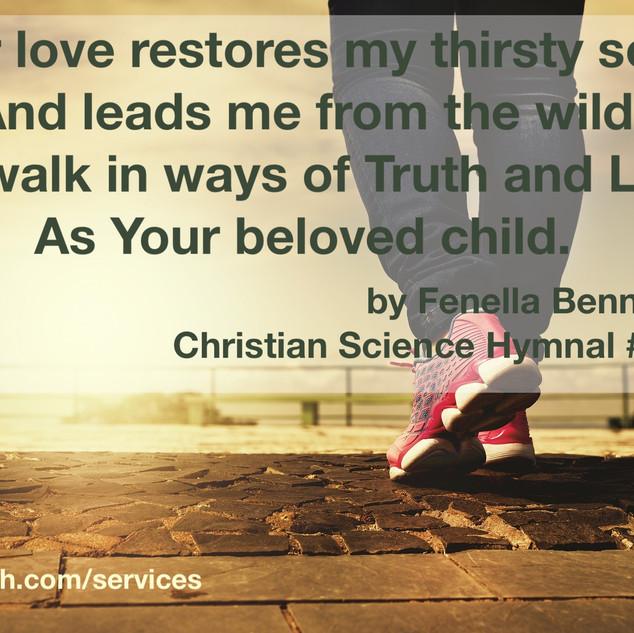 Christian Science Hymn 465