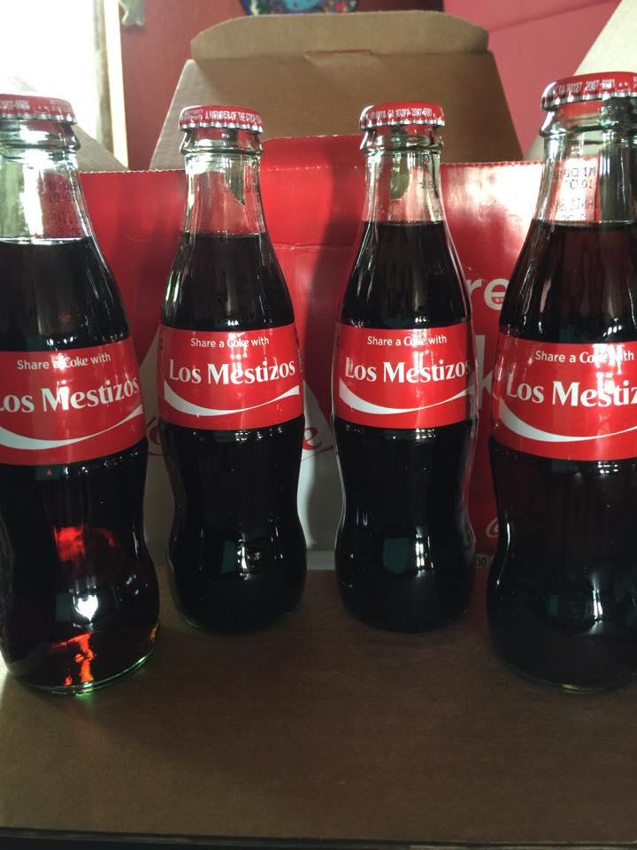 Coke Mestizos