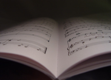 New Sheet Music Available