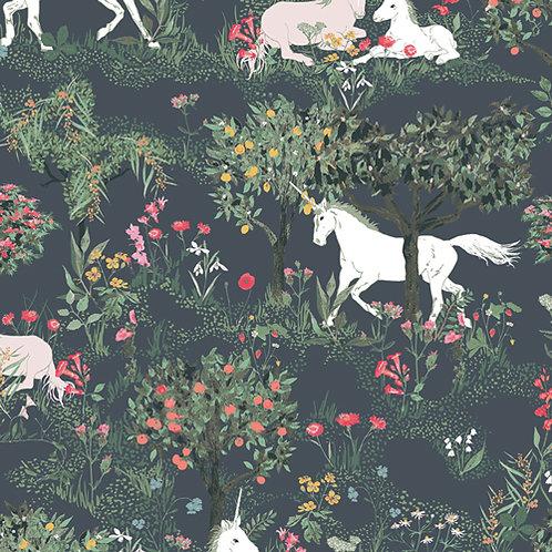 Mystical Unicorns from Art Gallery Fabrics