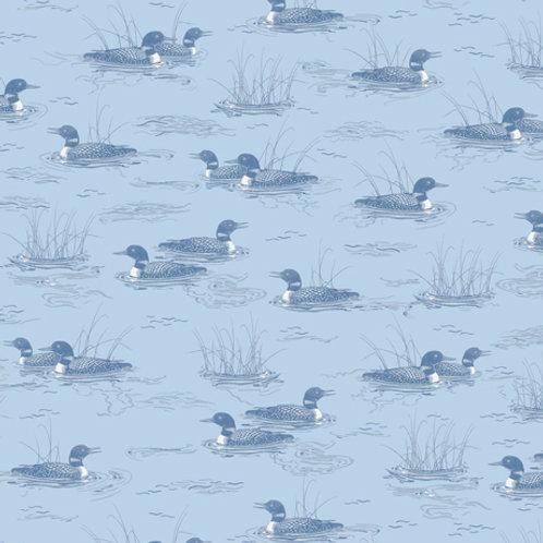 QT Blue loons