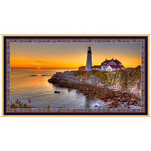 Portland Headlight 42x24 inches