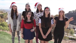 """Carol of the Bells"" by Cimorelli - Holiday Cheer"