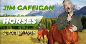 Horses by Jim Gaffigan - Comedy Recess