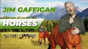 Horses by Jim Gaffigan - Comedy Recess