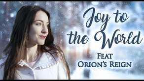 """Joy to the World"" by Orion's Reign & Minniva - Holiday Cheer"