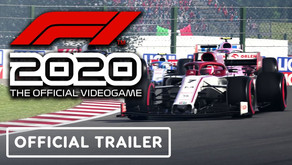 F1 2020 Gameplay - Videogame Trailer