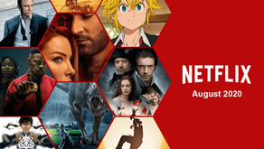 What is New on Netflix August 2020 - Trailer