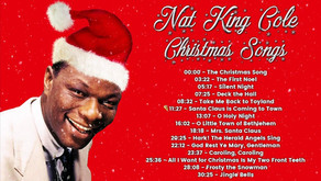 """The Christmas Song"" by Nat King Cole - Holiday Cheer"