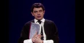 "Rowan Atkinson ""Dirty Names"" - Comedy Recess"