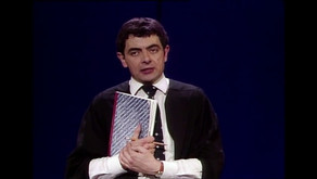 "Rowan Atkinson ""Dirty Names"" - Comedy Recess"
