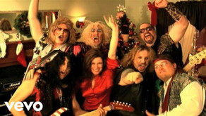 """Oh Come All Ye Faithful"" by Twisted Sister - Holiday Cheer"