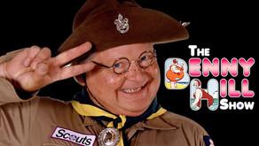 """Benny Hill: """"Joggers"""" - Comedy Recess"""