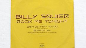 """Rock Me Tonite"" by Billy Squier - Vintage Track"