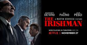 The Irishman (2019) - Review