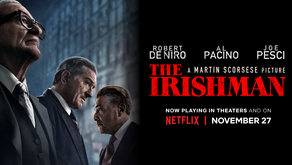 The Irishman (2019) - Review