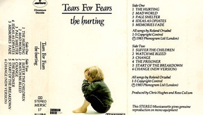 """Change"" by Tears for Fears - Vintage Track"
