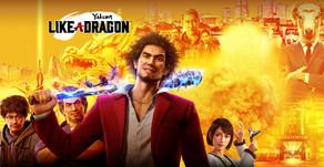 Yakuza: Like a Dragon (2020) - Videogame Trailer
