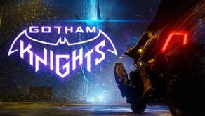 """Gotham Knkights"" (2021) - Videogame Trailer"